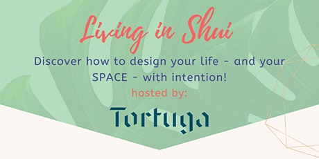 Design your life - and your SPACE - with intention! tickets