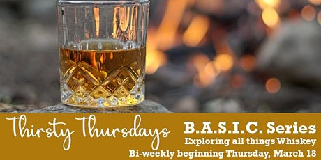 Thirsty Thursdays: BASIC Series tickets