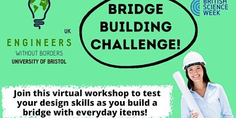 Engineers Without Borders - Bridge Design Challenge tickets