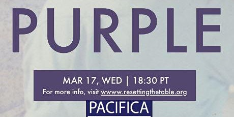 Purple: A Virtual Short Film Screening and Discussion tickets