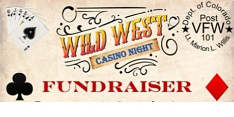 Wild West Casino Night Fundraiser tickets