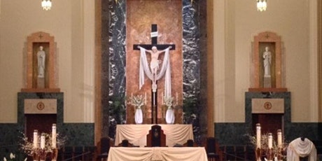 Easter Day Mass Registration for the Cathedral of St. Raymond tickets