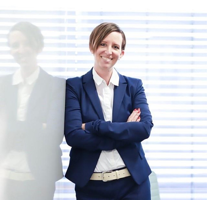 Mit Frauen erfolgreich die Zukunft gestalten #30mit30: Angela Altenbeck