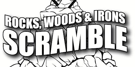 Rocks, Woods & Irons Scramble 2021 tickets