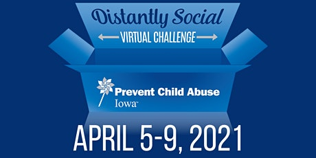 Distantly Social Virtual Challenge tickets