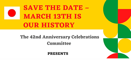 Celebrating the 42nd Anniversary of the Grenada Revolution tickets