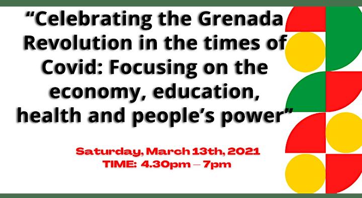 Celebrating the 42nd Anniversary of the Grenada Revolution image