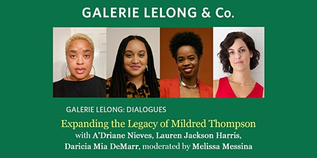 Galerie Lelong: Dialogues - Expanding the Legacy of Mildred Thompson tickets