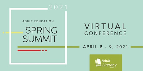2021 Adult Education Spring Summit tickets