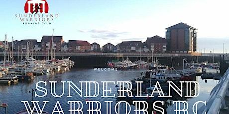 Sunderland Warriors- Beginners running programme. tickets
