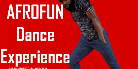 AFROFUN DANCE EXPERIENCE tickets
