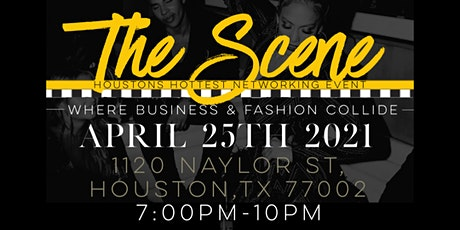 "Fashion Haus Presents : ""The Scene"" (Where Fashion & Business Collide) tickets"