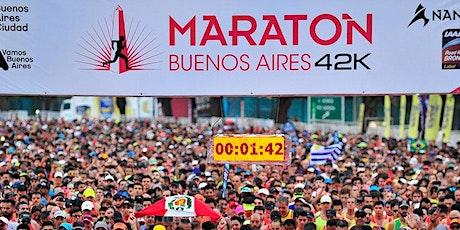 Maratona de Buenos Aires 2021 entradas