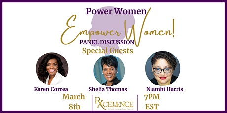Power Women, Empower Women Panel Discussion tickets