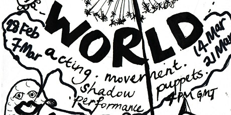 Our World - Creative Storytelling, Puppetry and Drama Workshops tickets