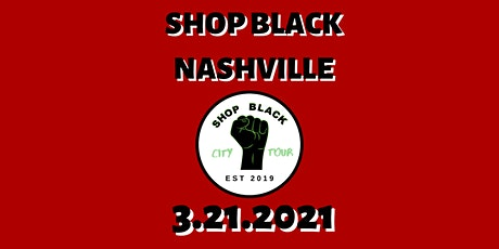 Shop Black Nashville 3.21.2021 tickets