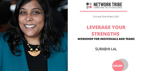 Leverage Your Strengths Workshop for Individuals and Teams tickets