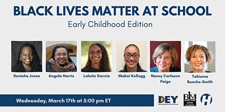 Black Lives Matter at School:  Early Childhood Edition tickets