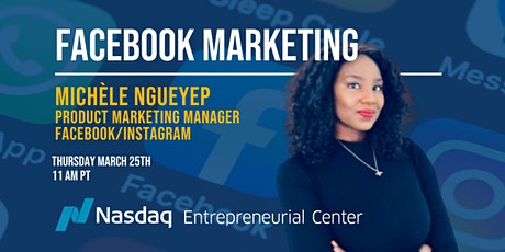 Facebook Marketing with Michèle Ngueyep tickets