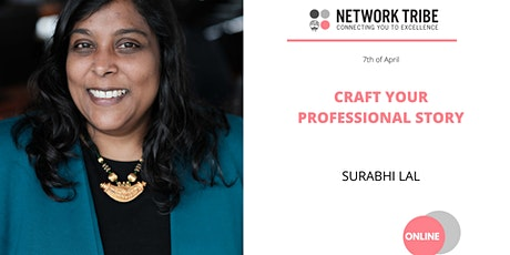 Craft Your Professional Story tickets