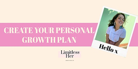 Create your Personal Growth Plan tickets