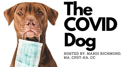 COVID Dog Talk tickets