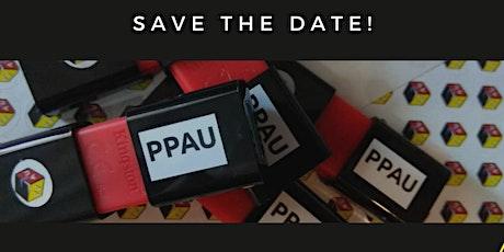 PPAU 18th AGM 2021 tickets