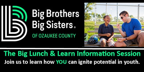 The Big Lunch & Learn Informational Session tickets