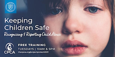 Keeping Children Safe: Recognizing Child Abuse tickets