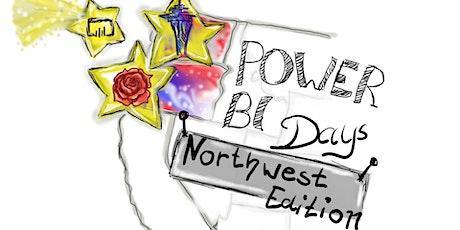 Power BI Days NorthWest 2021-03-17 biglietti