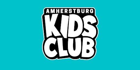 KIDS CLUB: March 10th, 2021 tickets