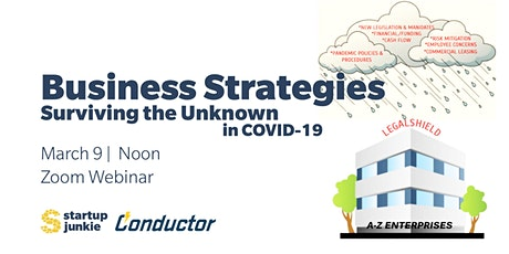 Business Strategies: Surviving the Unknown in COVID-19 tickets