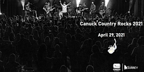 Canuck Country Rocks tickets