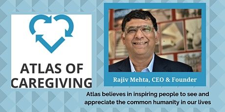 Touchstone Topic: Personal Science with Rajiv Mehta, CEO Atlas of Care tickets