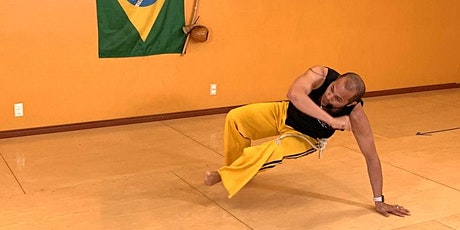 Capoeira All Levels with Mestre Pitta:  Age 13+ ingressos