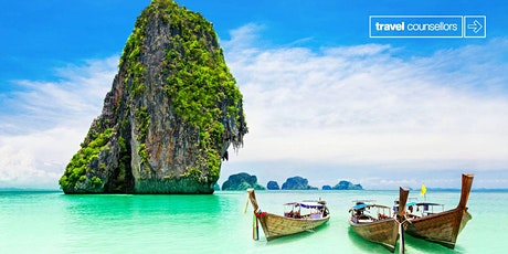 Be Inspired - Discover Thailand tickets