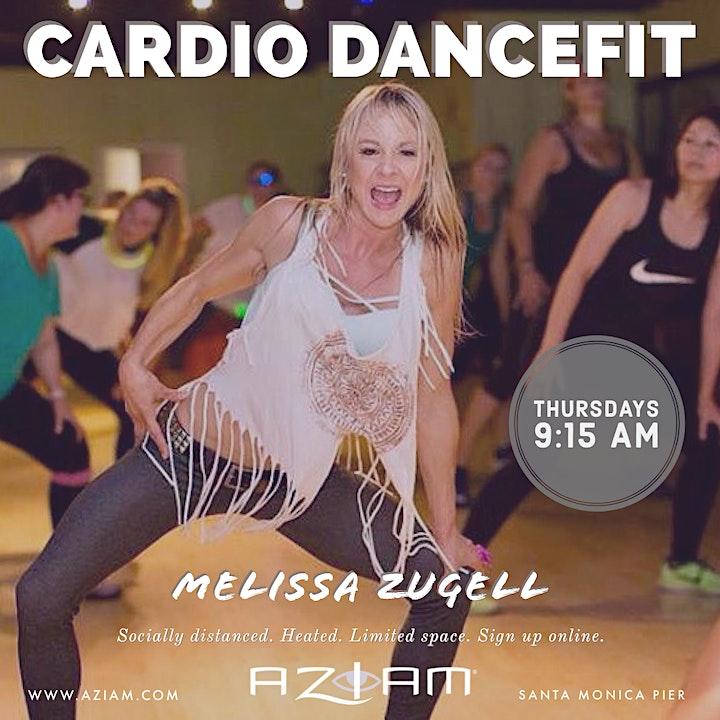 Yoga, Dance + Fitness Classes on the Santa Monica Pier! image