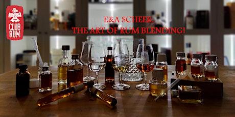 Club Rum presents: the Art of Rum blending! tickets