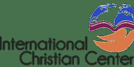 ICC Sunday Service tickets