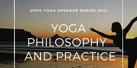 U of G Yoga Speaker Series tickets