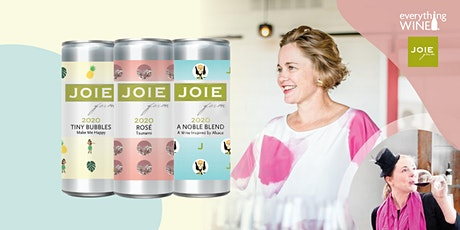 Virtual Wine Tasting with JoieFarm Winery tickets