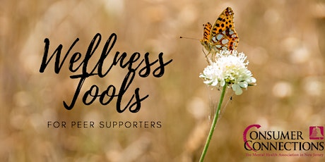 Wellness Tools For Peer Supporters Tickets