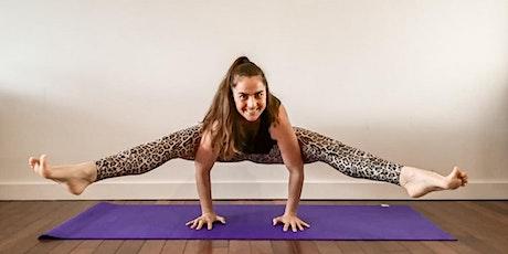 A Free Yoga Clas Trial on Yoga with Anysa tickets