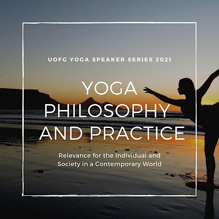 U of G Yoga Speaker Series image