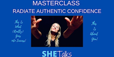 The Confident Speaker LIVE WEBINAR tickets