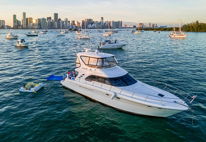 MIAMI PARTY YACHTS image