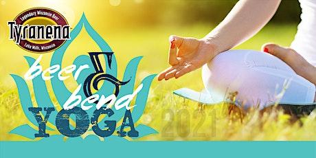 Beer & Bend Yoga tickets