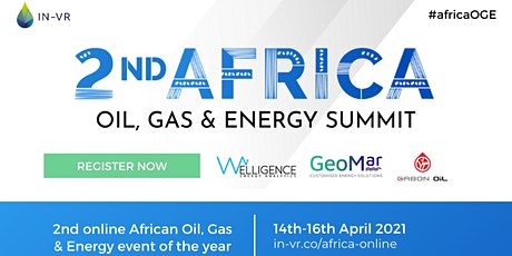 2nd  Africa Oil, Gas & Energy Summit tickets