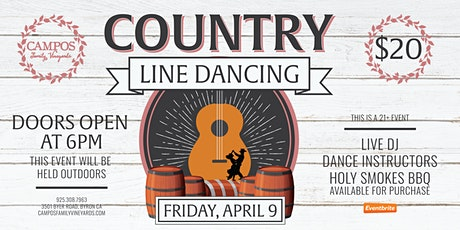 Country Line Dancing tickets