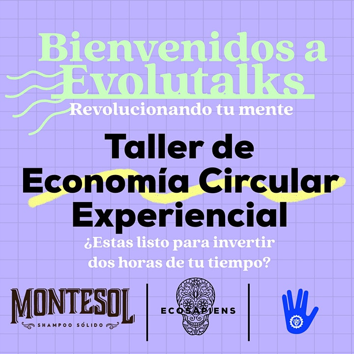 Imagen de Evolutalks: Taller Experiencial Economía Circular